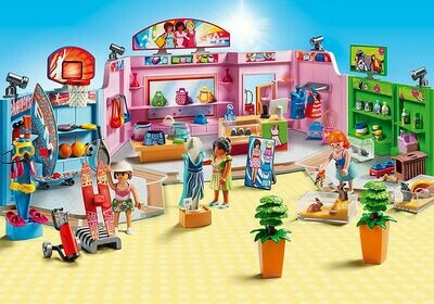 Playmobil: Shopping Plaza
