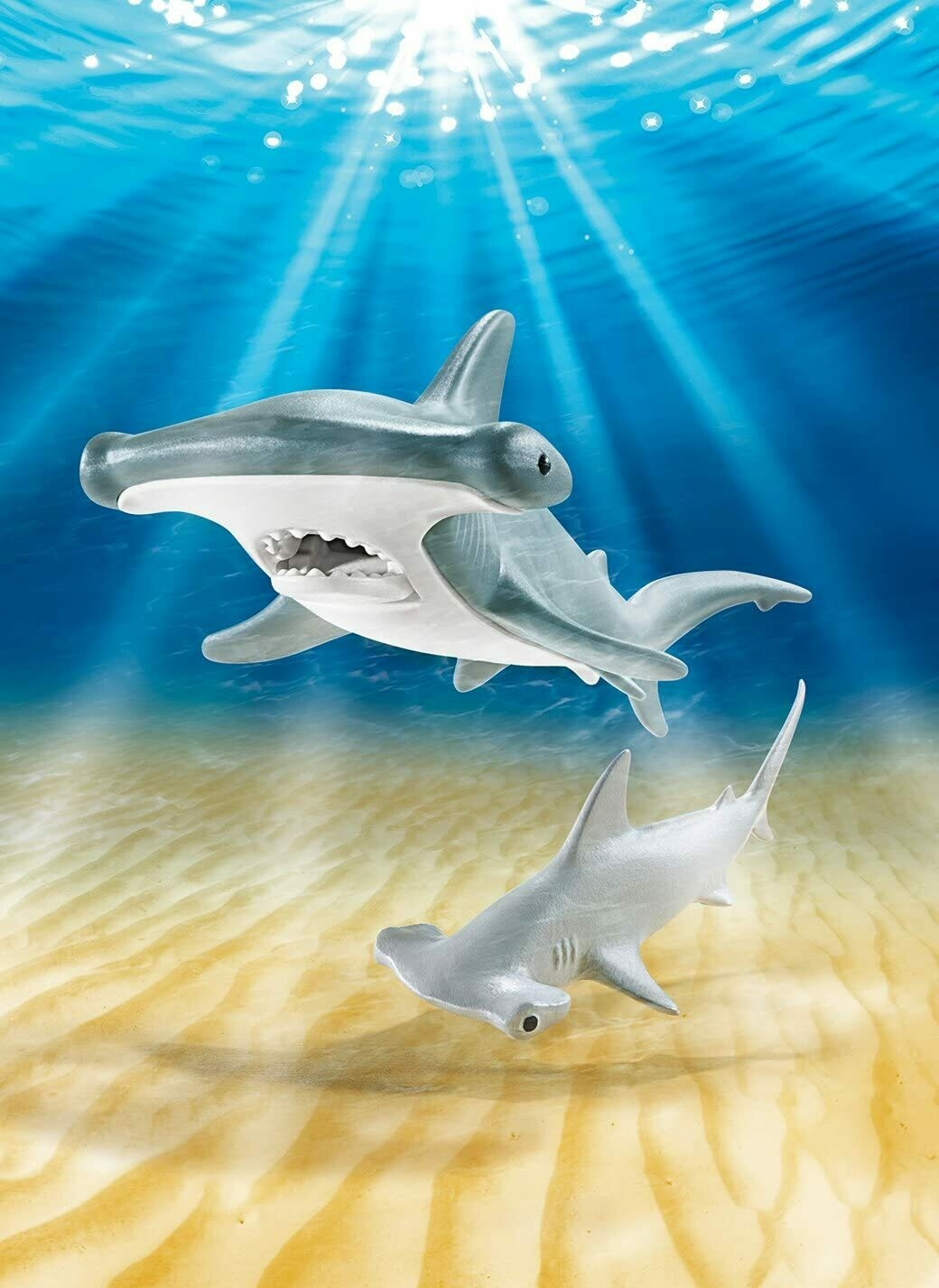 Playmobil; Hammerhead Shark With Baby