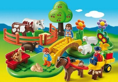 Playmobil; 123 Countryside