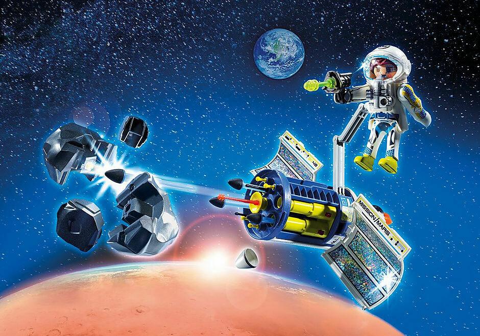 Playmobil; Satellite Meteoroid Laser