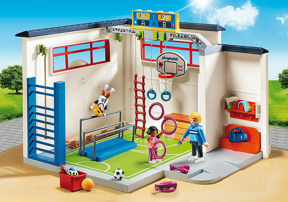 Playmobil: Gym