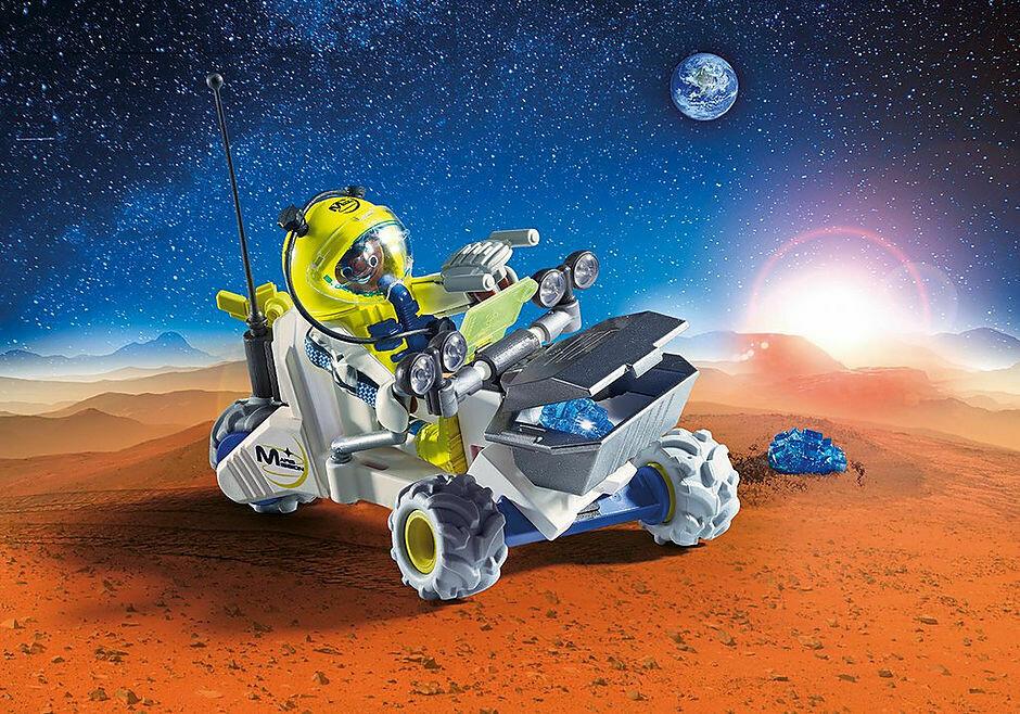 Playmobil; Mars Rover