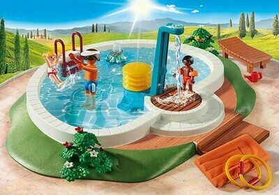 Playmobil: Swimming Pool