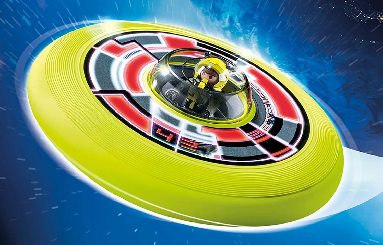 Playmobil; Cosmic Flying Disc The Astronaut