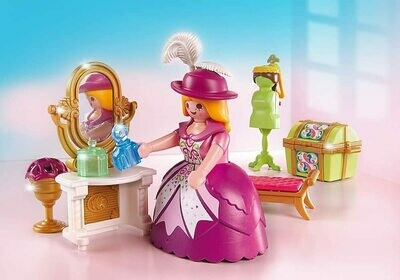 Playmobil: Royal Dressing Room
