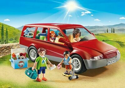 Playmobil: Family Car