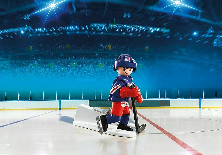 Playmobil; Nhl New York Rangers Player