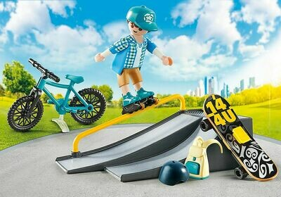 Playmobil: Extreme Sports Carry Case