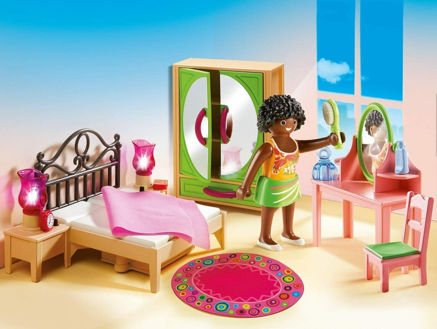 Playmobil; Master Bedroom