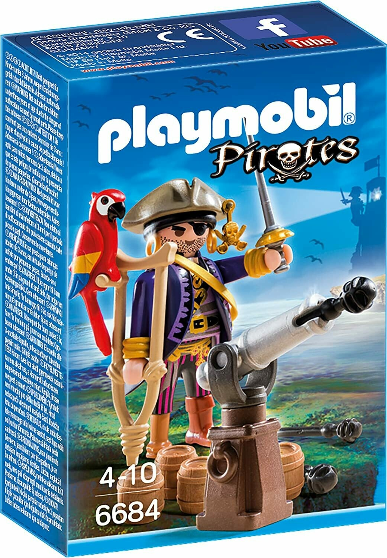 Playmobil: Pirate Captain