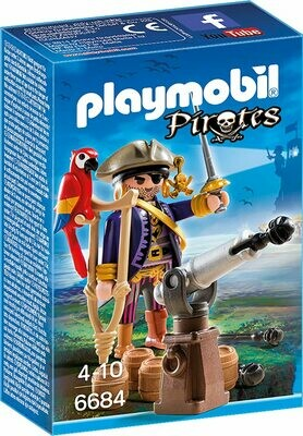 Playmobil: Pirate Captain