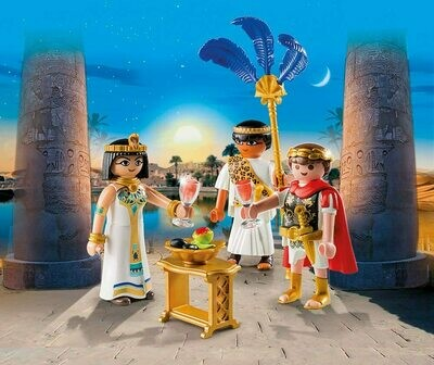 Playmobil: Caesar And Cleopatra (Discontinued)