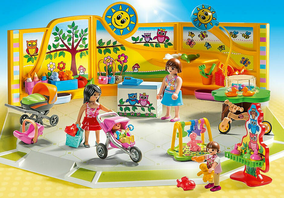 Playmobil: Baby Store