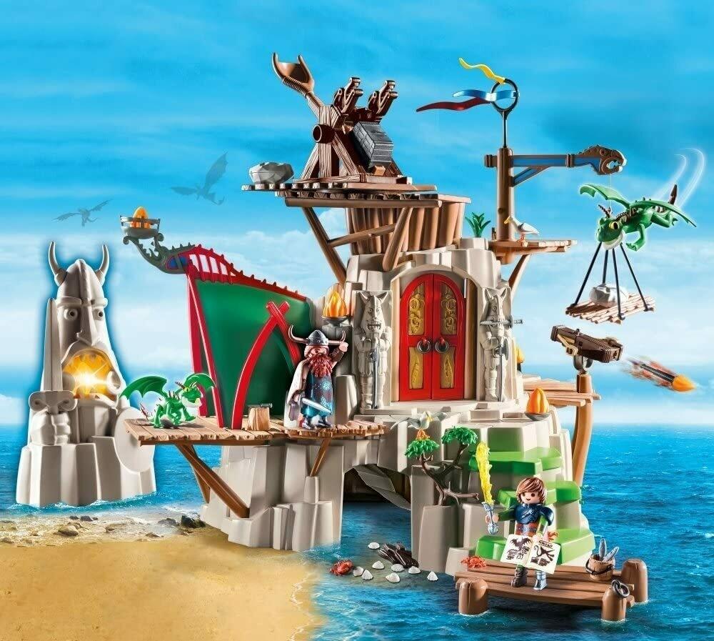 Playmobil; Berk (Discontinued)