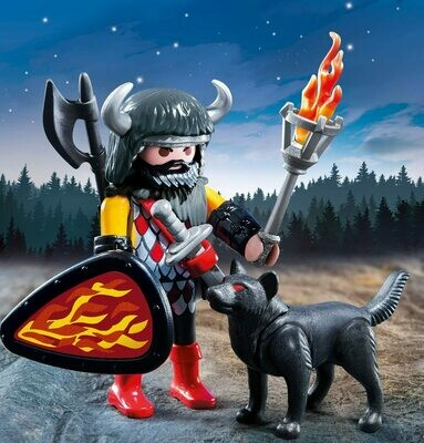 Playmobil: Wolf Warrior (Discontinued)