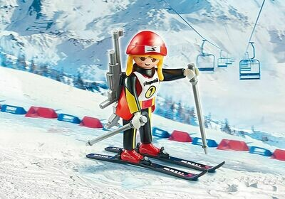 Playmobil: Female Biathlete