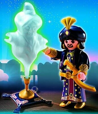 Playmobil: Magician With Genie Lamp
