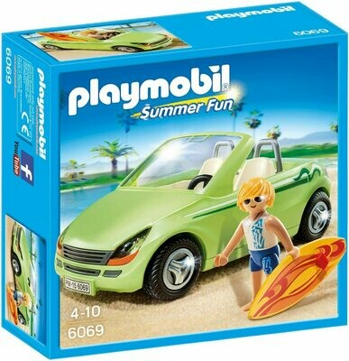 Playmobil: Surf Roadster