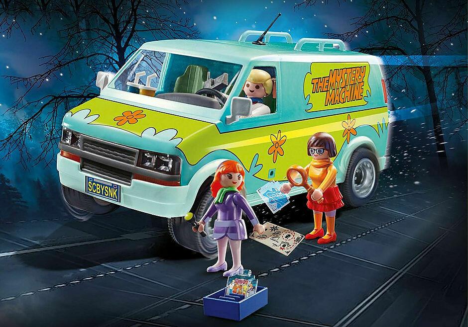 Playmobil: Scooby-Doo Mystery Machine
