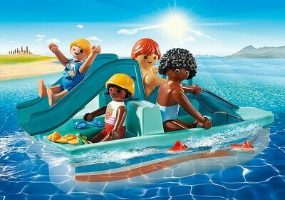 Playmobil: Paddle Boat