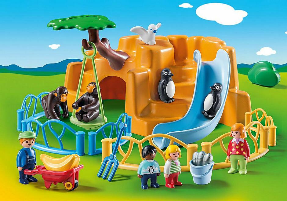 Playmobil; Zoo