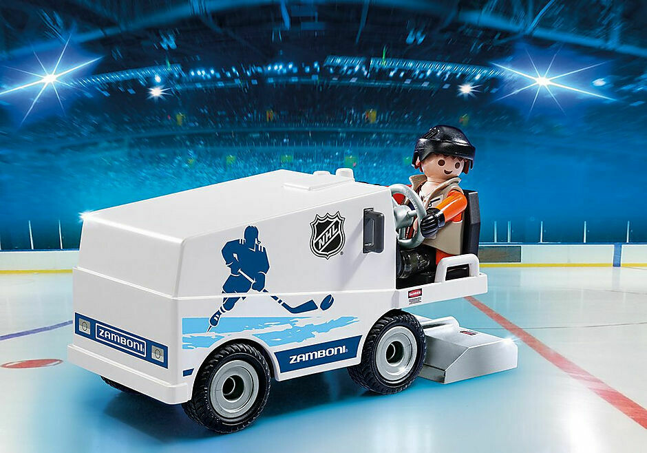 Playmobil; NHL® Zamboni® Machine