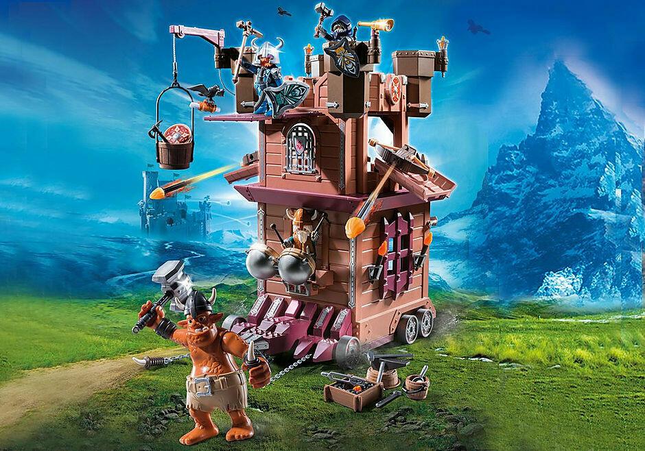 Playmobil; Mobile Dwarf Fortress