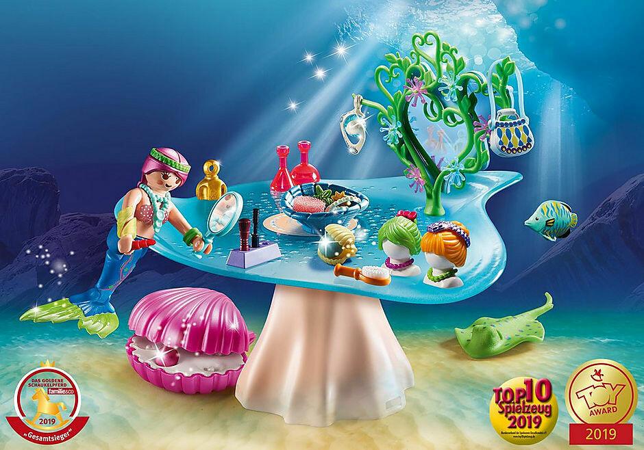 Playmobil; Beauty Salon with Jewel Case