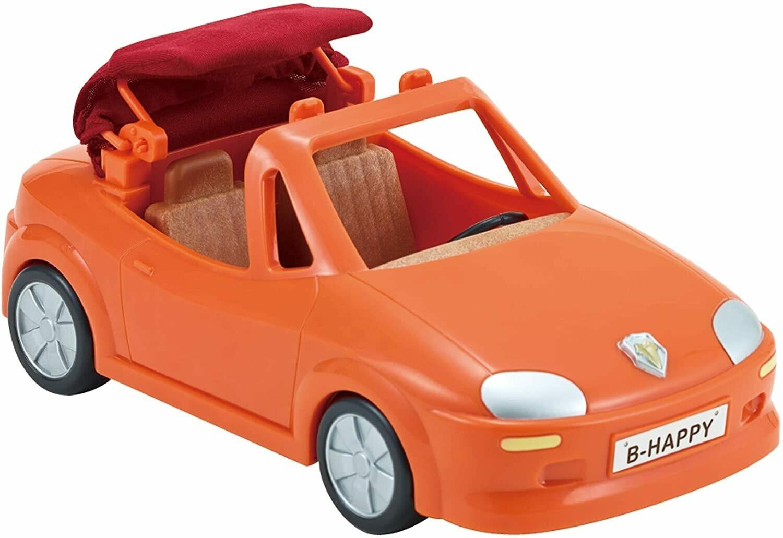 Calico; Convertible Car