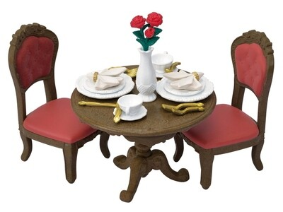 Calico; Chic Dining Table Set