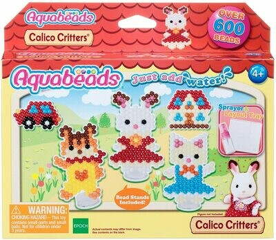 Aquabeads; Aquabeads Calico Critters Character Set