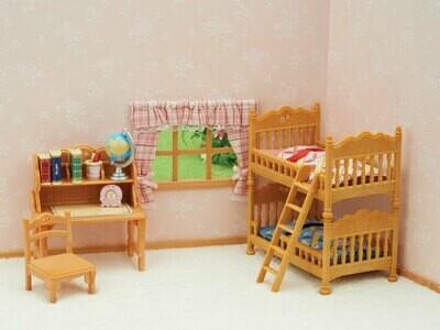 Calico; Childrens Bedroom Set