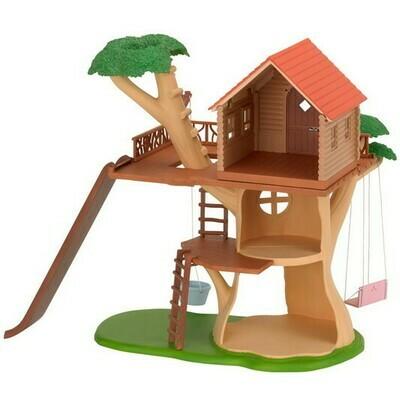 Calico; Adventure Tree House