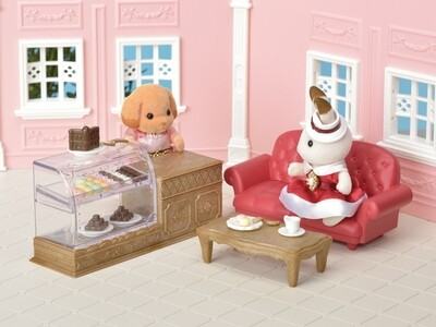 Calico; Chocolate Lounge