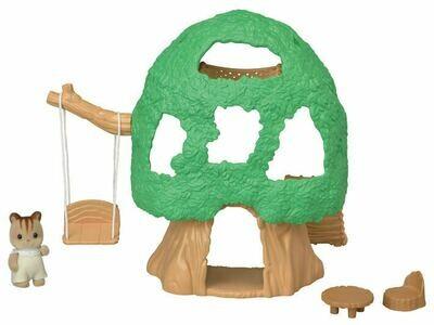 Calico; Baby Tree House