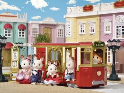Calico; Ride Along Tram