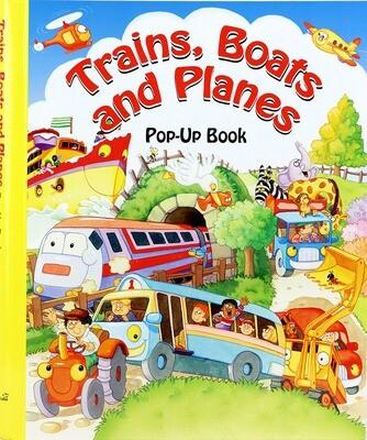 Spice Box; Trains, Boats & Planes