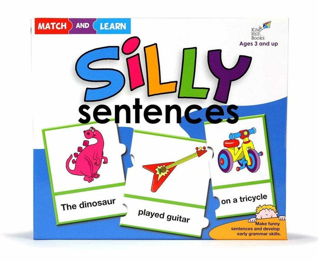 Spice Box; Million Silly Sentences