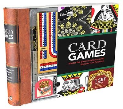 Spice Box; Card Games