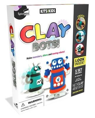 Spice Box; Claybots
