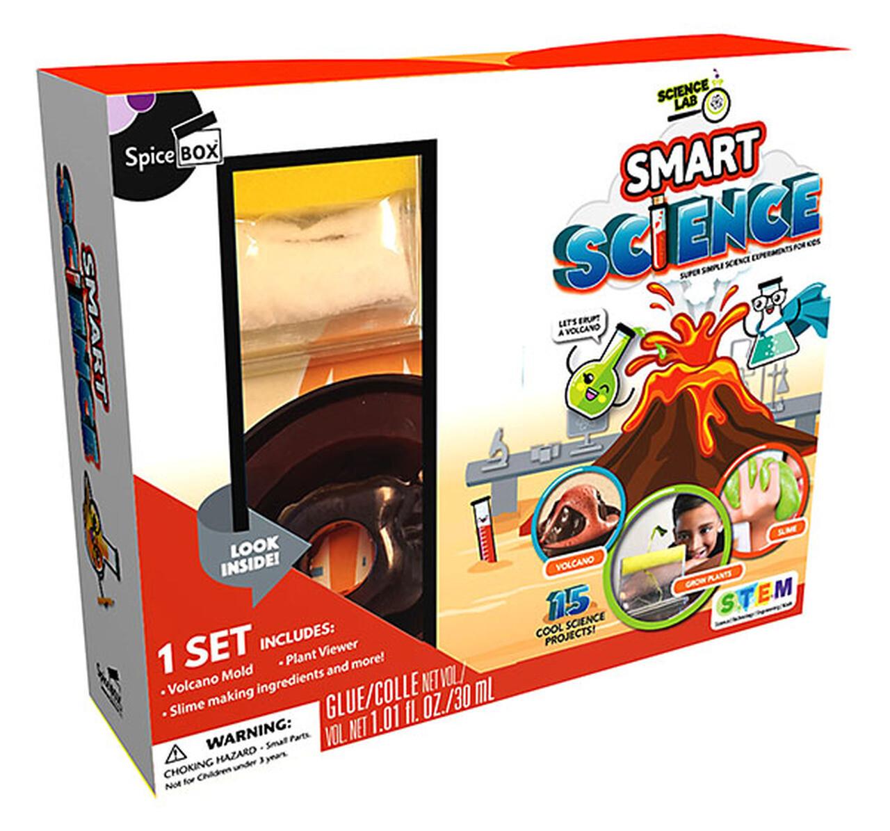 Spice Box; Smart Science