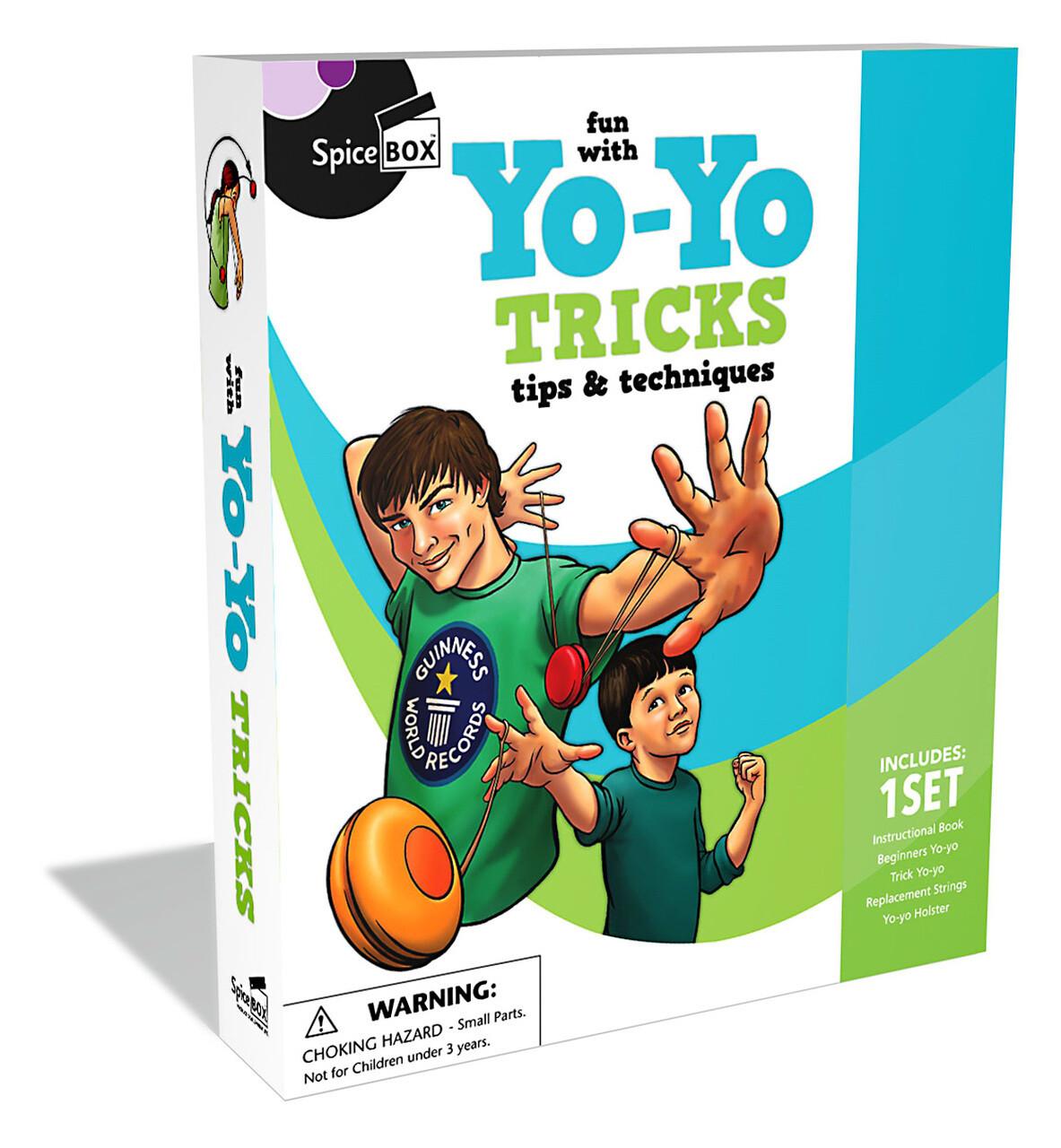 Spice Box; Yo-Yo Tricks