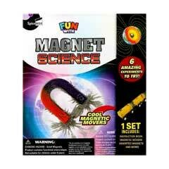 Spice Box; Magnet Science
