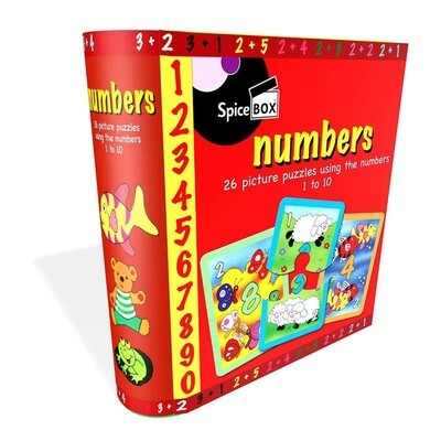 Spice Box; Numbers