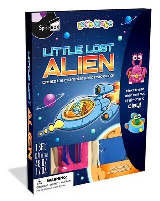 Spice Box; Little Lost Alien