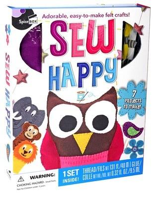 Spice Box; Sew Happy