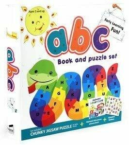 Spice Box; Abc Book & Bath Puzzle