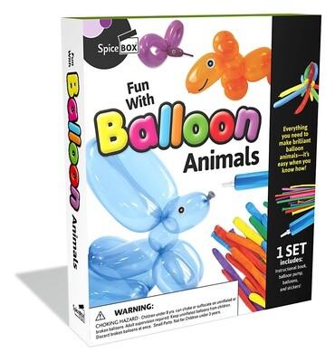 Spice Box; Balloon Animals