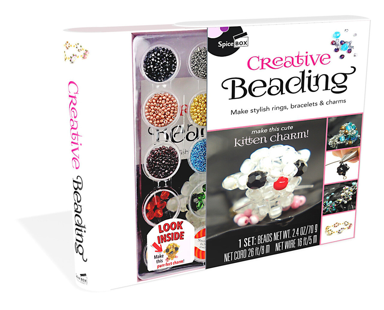 Spice Box; Creative Beading