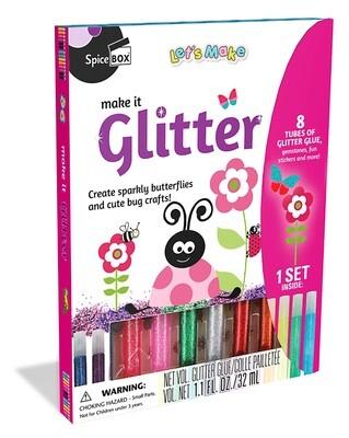Spice Box; Make It Glitter